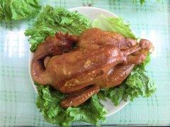 美食2:脱骨烧鸡_熏酱鸡肉系列
