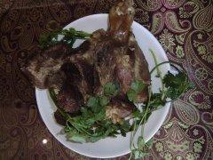 美食3:熏酱牛肉